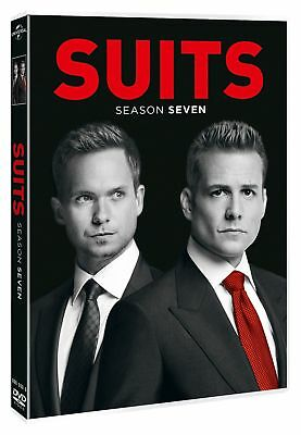 Suits: Season Seven (Box Set) [DVD]