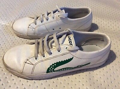 aa8703b3cb KIDS BOYS GIRLS Lacoste trainers shoes size 13 infant - EUR 7