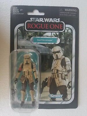 STAR WARS VINTAGE COLLECTION Scarif Stormtrooper VC133 NEW Hasbro ROGUE ONE