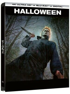 Halloween (2018) Limited Edition Steelbook (Blu-ray + 4K UHD) PRE-ORDER!! NEW!!