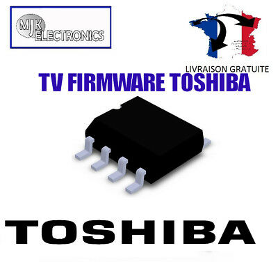 Programmed Flash Firmware Spi Tv - Toshiba 32Av933