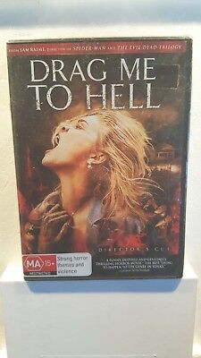Drag Me To Hell [DVD] NEW & SEALED, Region 4, FREE Next Day Post from NSW