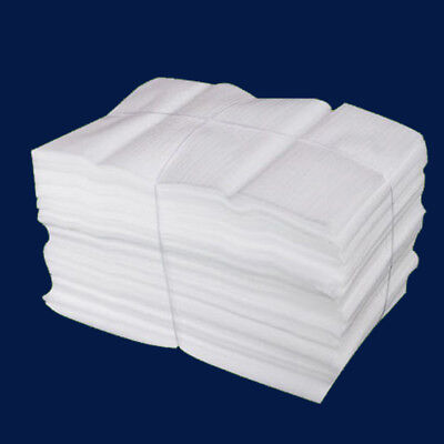 100 Pcs Foam Wraps EPE Coated Pearl Cotton Foam Wrap Sheets for Moving Shipping