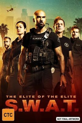 S.W.A.T. : Season 1 (DVD, 2018, 6-Disc Set), NEW SEALED AUSTRALIAN