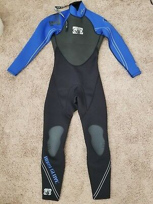 MENS XS BODY Glove Pro 2 Full Wetsuit 3 2 Blue Black -  44.99  ab49c085a