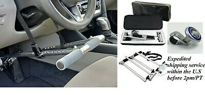 Portable Hand Controls for Automatic Car. Disability Driving Aids Handicap - SCI