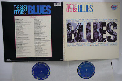 2LP VARIOUS Best Of Chess Blues CH26023 CHESS UNITED STATES Vinyl