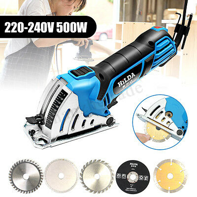 220-240V 500W Electric Circular Saw Power Saw Hand Circular Saw For Wood Cutting