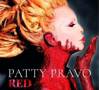 PATTY PRAVO - Red (Sanremo 2019) (CD, nuovo sigillato)