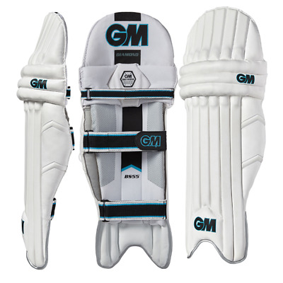 Gunn and Moore Cricket Batting Pads Diamond All Sizes - Fast Dispatch