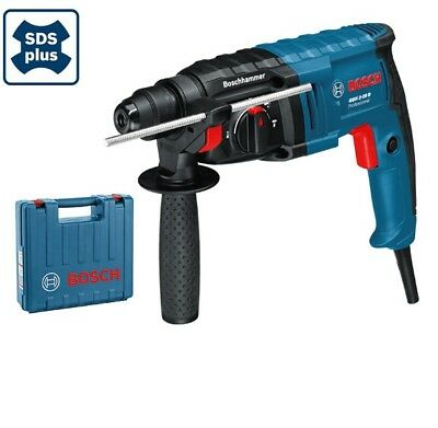 Bosch Hammer Gbh 2-20 D Professional Sds-Plus Tool Box and Accessories