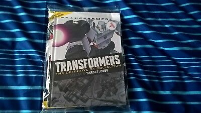 Transformers The Definitive G1 Collection  Volume 6 Target 2006 Issue 1 & Poster