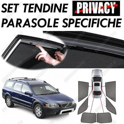 Set Of Blinds Privacy 18657 For Volvo Xc70 Sw (01/00>04/07)
