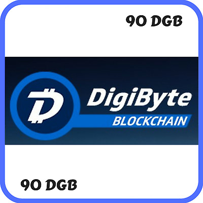 90 DigiByte (DGB) CRYPTO MINING-CONTRACT (90 DGB)
