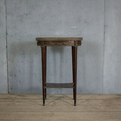 Lovely French Antique Side Table, Bedside
