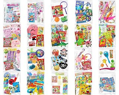 Pre-filled Party Bags, Children, Loot, Surprise, Present, Stocking Filler