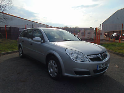 Vauxhall/Opel Vectra 1.8i VVT ( 140ps ) 2007.5MY Life estate 2 owners 8 service