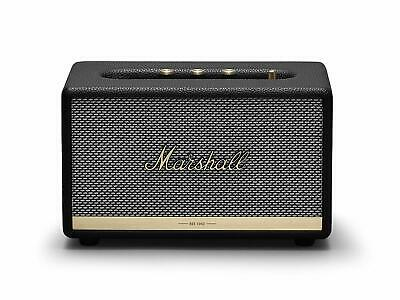 Marshall Acton II Wireless Bluetooth Speaker - Black