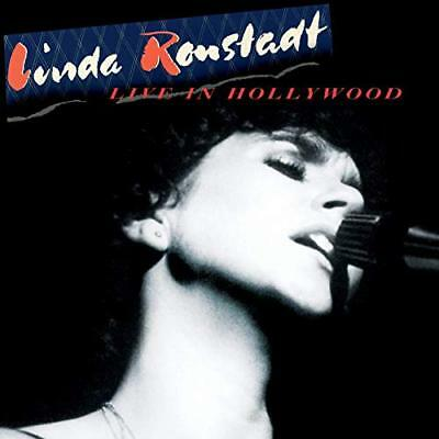 Ronstadt,linda-Live In Hollywood (Uk Import) Cd New