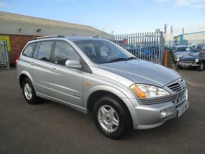 2009 SsangYong Kyron 2.0 TD SE 5dr