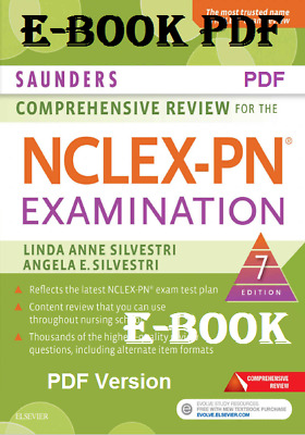 SAUNDERS COMPREHENSIVE REVIEW for the NCLEX-RN® Examination Elsevier