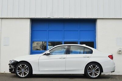 2016 BMW 3-Series 340i xDrive Repairable Rebuildable Salvage Runs Great Project Builder Fixer Easy Fix Save