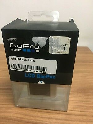 GoPro LCD Bacpac Non-Touch Screen Genuine for GoPro Hero 2/3/4 YHD517L