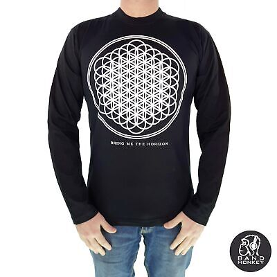 Bring Me The Horizon Mens Long Sleeved T-Shirt Sempiternal