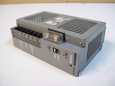 Modicon Pe-0001-000 Power Supply 1.2A 115/230 - Used - Free Shipping