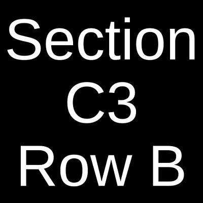 2 Tickets Chicago - The Band 5/25/19 Mount Pleasant, MI
