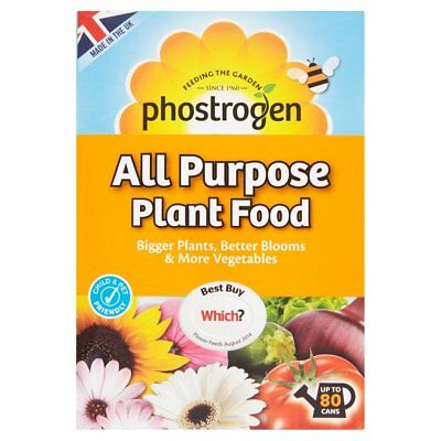 Phostrogen All Purpose Plant Food, 80 Can  [518]