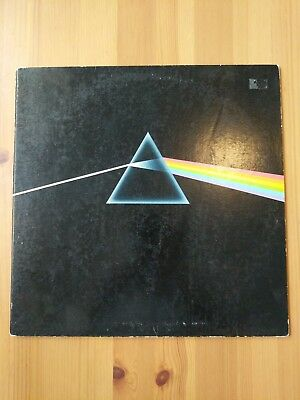 "Pink Floyd ""Dark Side Of The Moon"" LP 1973, SMAS-11163,"