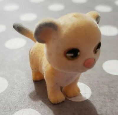 Jungle In My Pocket Series 1 Lionel The Asian Lion Wild Cat Figure Puppy Kitty