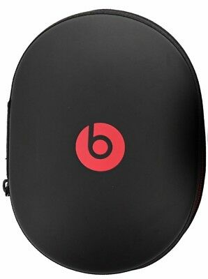 Authentic Carrying Case for Beats Studio3/2 Headphones by Dr Dre Apple Hard RED