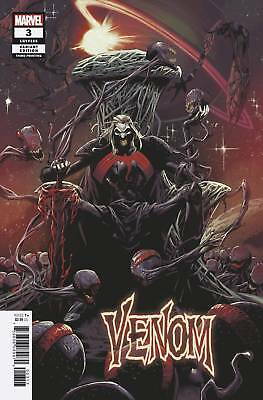 VENOM #3 3rd Print 1st Knull God of Sybiotes Marvel Comics NM 2018 Donny Cates