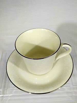 American Royalty Winterset 1001 Very Fine Porcelain Teacup and Saucer Japan