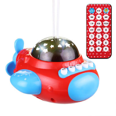 Baby Night Projector Starlight Star Dreamshow Musical Light Cot Mobile Toys
