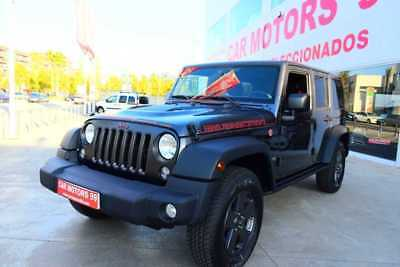 Jeep Wrangler Unlimited 3.6 Rubicon 	Tot Terreny, 5 	T5 	3604ccm 	209/284CV IVA