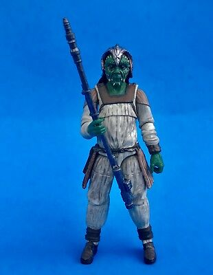 Star Wars Vintage Collection Klaatu Skiff Guard Vc135 Loose Complete
