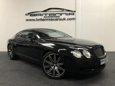 2004 (04) Bentley Continental 6.0 Gt 2Dr Automatic