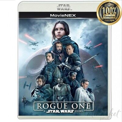 Rogue une / Star Wars Story Movienex Blu-Ray+DVD+Numérique Copie (Cloud Ready)