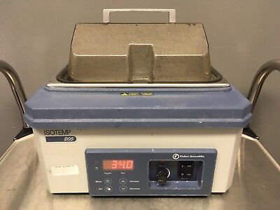 Fisher Scientific Isotemp Model 205 Water Bath Pre-owned Tested