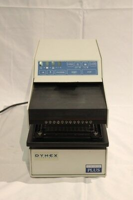 Dynex Technologies Ultrawash Plus Microplate Washer Used