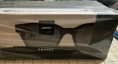 ''GENUINE'' NEW Bose Frames Audio with soundtrack Sunglasses ALTO STYLE