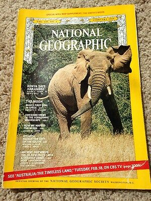 National Geographic February 1969 500 Picclick