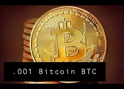 BITCOIN Mining Contract .001 BTC USA Seller Fast Shipping TH/s