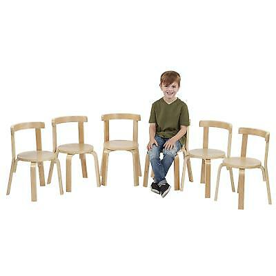 Awesome 12 Seat Height Bentwood Preschool Activity Chair In Natural Beatyapartments Chair Design Images Beatyapartmentscom