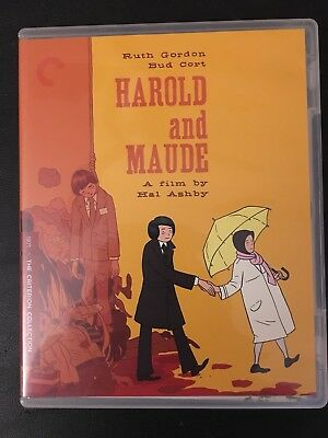 Harold and Maude (Blu-ray Disc 2012 Criterion Collection #608) Hal Ashby