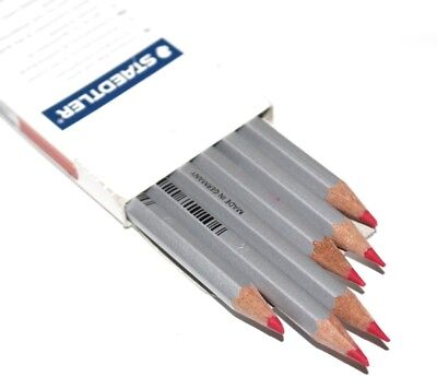 Staedtler Karat Aquarell 125 Watercolour Pencil - Bordeaux 10 packs of 6 pencils