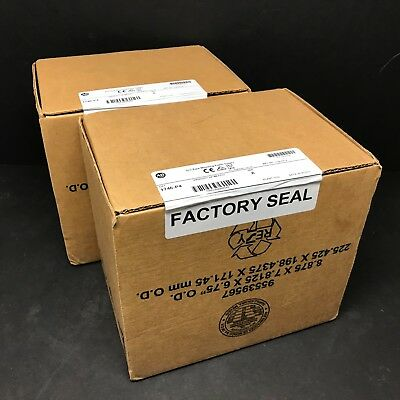 2014 New Sealed Allen Bradley 1746-P4 A SLC 500 Power Supply Hi Capacity Rack
